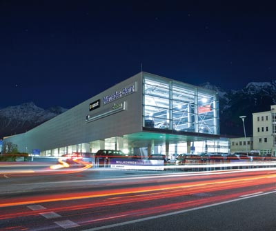 Mercedes-Benz-Hall-Tirol